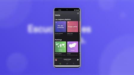 eSound: una genial y gratuita alternativa a Spotify que te permite escuchar música sin límites