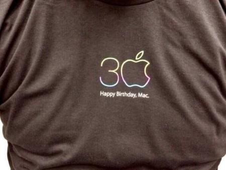 Camiseta 30 Aniversario Mac