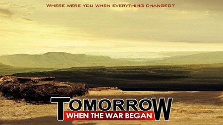 'Mañana, cuando la guerra empiece', cartel y trailer