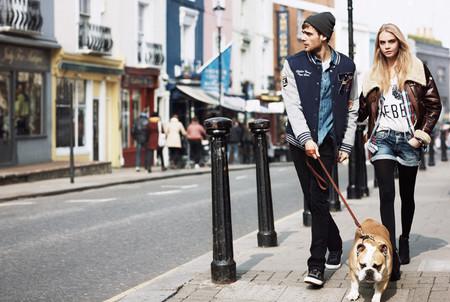 Pepe Jeans London saca a pasear su estilo más urbano para el otoño-invierno 2013/2014