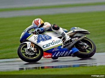 Karel Abbraham 250cc
