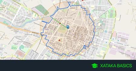 Cómo crear una ruta con el paseo más largo posible a 1 km alrededor de tu casa