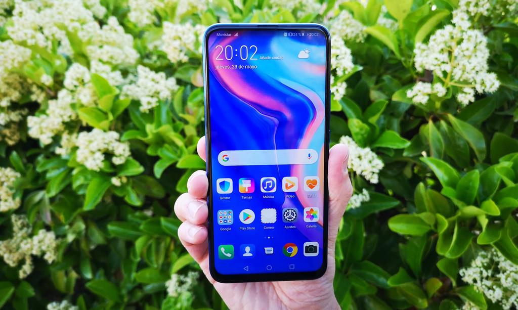 Huawei P Smart Z, análisis: el primer teléfono con cámara pop-up de Huawei™ destaca además por su gran autonomía