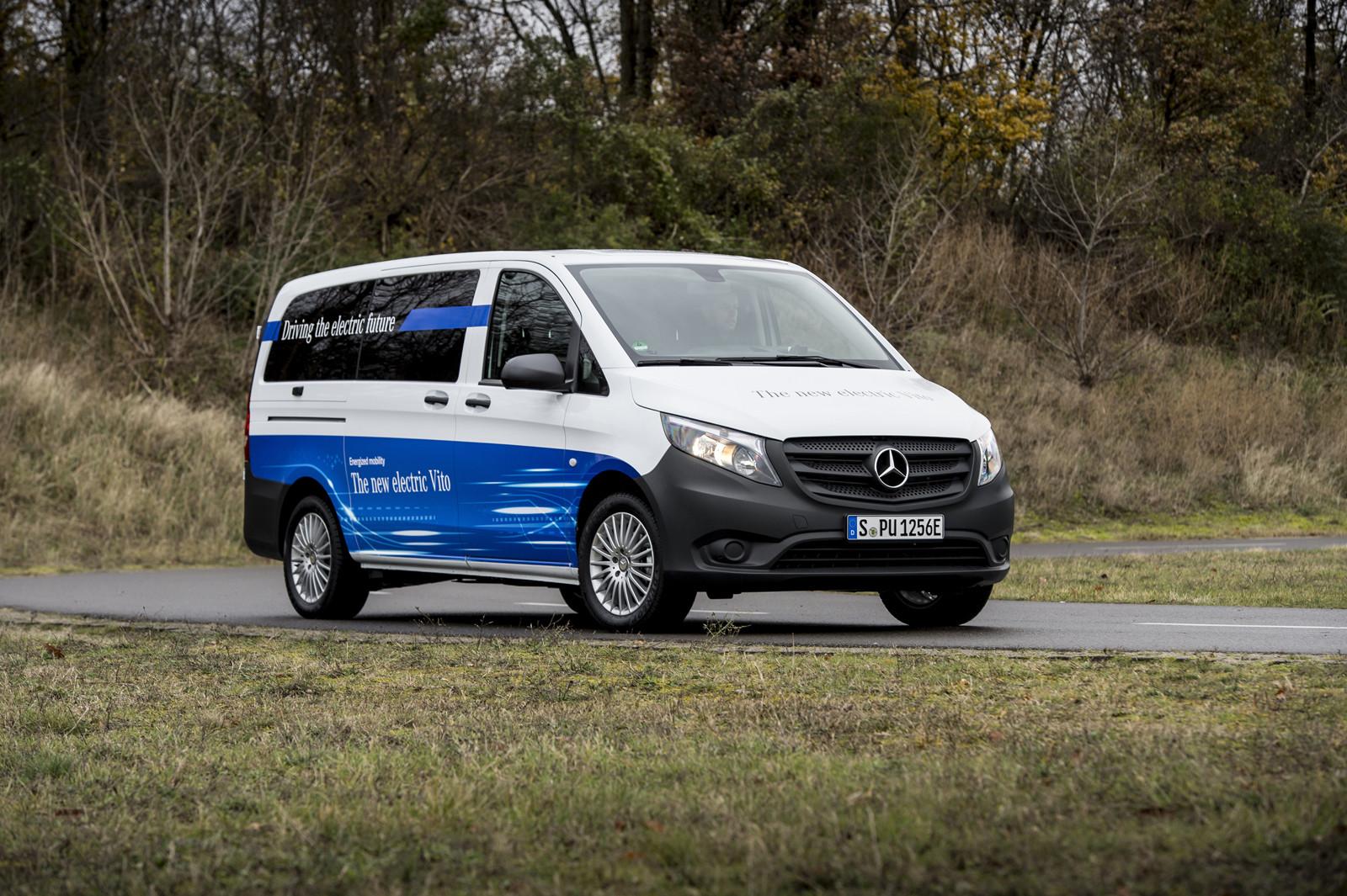 Foto de Mercedes-Benz eVito (10/10)