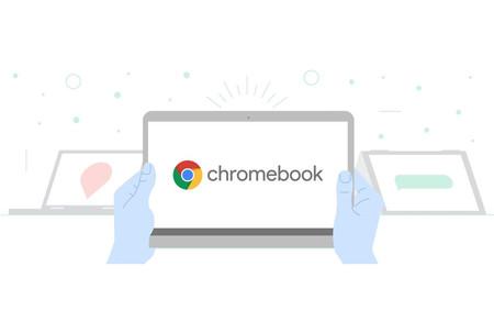 Chrome OS mejora su modo tablet con los gestos de Android 10