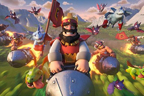 Los jugadores profesionales se aburren con Clash Royale, aunque ese no es el único problema del juego de Supercell