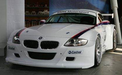 BMW Z4M Motor Racing Kit