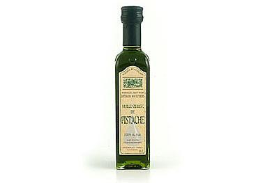 Aceite francés a base de pistachos