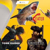 Shadow of the Tomb Raider, GreedFall y Maneater entre los juegos de PlayStation Plus de enero de 2021