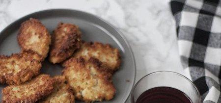 Receta de tortitas de patata. Guarnición sabrosa para agradar a todo el mundo