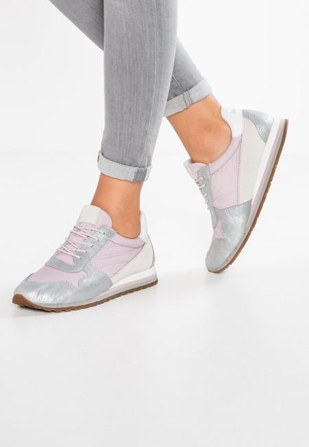 60% de descuento en las zapatillas Timberland Milan Flavour en rosa y plateado: ahora cuestan 35,95 euros en Zalando