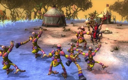 'Spore' llega a Wii con 'Spore Hero'