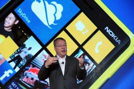 """""""Mi objetivo es la de ser un claro ganador"""", dice Stephen Elop"""