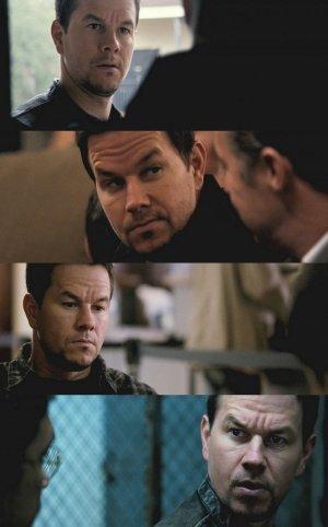Mark Wahlberg en cuatro escenas de Contraband