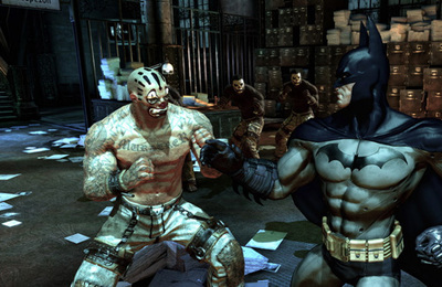 'Batman Arkham Asylum', secretos de su desarrollo