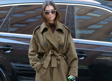 Kendall Jenner y Emily Ratajkowski nos inspiran para esta primavera con sus últimos looks