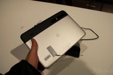 Motorola Xoom con Android 3.0, primeras impresiones