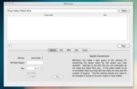 MKVTools, conversor de vídeo gratuito para Mac OS X