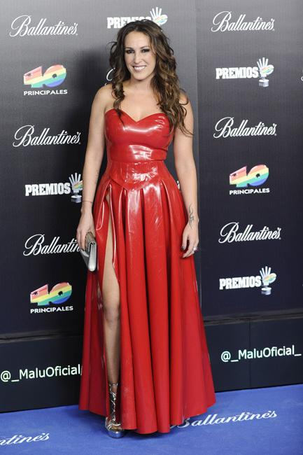 Premios 40 Principales, una de esas alfombras rojas para el olvido (en su mayoría)