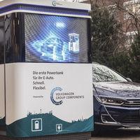 De Hannover al mayor mercado de coches eléctricos: Volkswagen llevará sus estaciones de carga portátiles a China