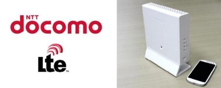 Docomo desarrolla la primera femtocelda dual 3G y LTE