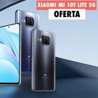 El Xiaomi Mi 10T Lite es uno de los 5G más económicos del mercado y hoy lo tienes aún más barato: por 249 euros en Amazon