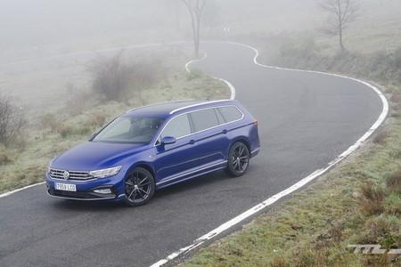 Volkswagen Passat 2020 Prueba 006