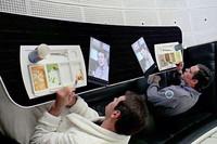 La cubertería de Odisea en el Espacio 2001