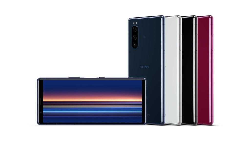 Sony Xperia 5: la pantalla 21:9 y la triple cámara con ráfaga de 10 fps tiene formato más compacto