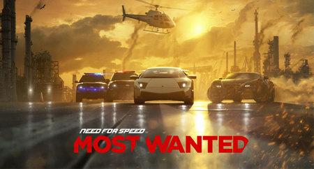Si tenéis ganas de asfalto y rueda quemada estos diez minutos de 'Need for Speed: Most Wanted' son para vosotros