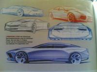 ¿El nuevo Lamborghini filtrado en forma de boceto?