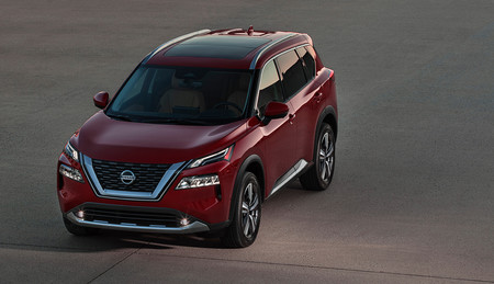 Nissan X Trail 2021 Mexico 3
