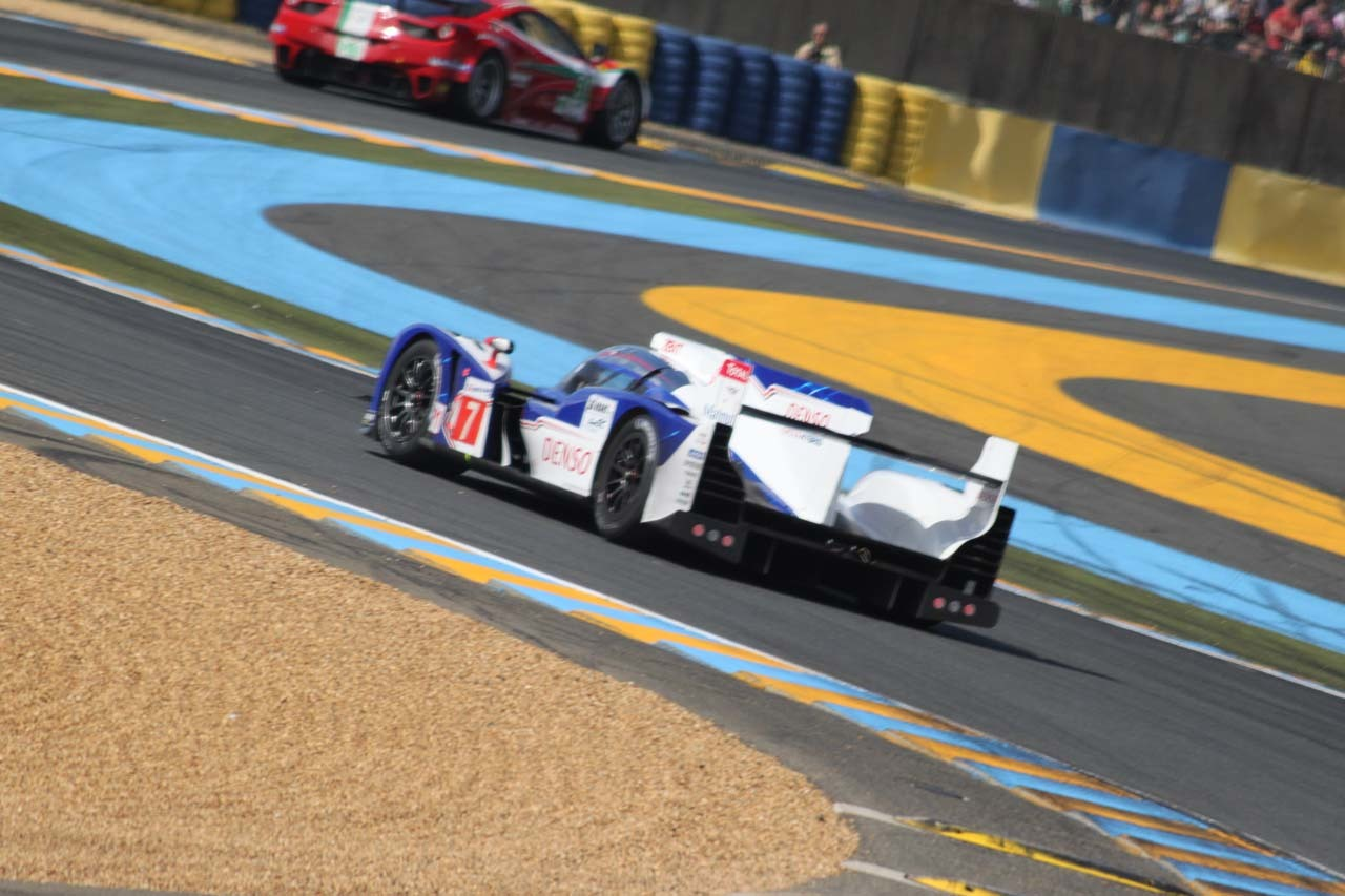 Foto de 24 horas de Le Mans 2012 (59/160)