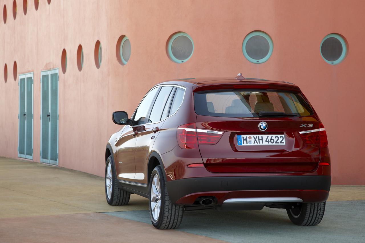 Foto de BMW X3 2011 (31/128)