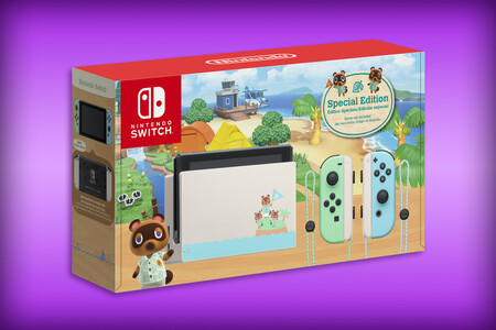 Nintendo Switch edición especial de 'Animal Crossing' disponible en Elektra por menos de 7,000 pesos y hasta 18 meses sin intereses