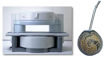 Yerba mate para utilizar en las resonancias magnéticas