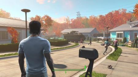 Estas capturas de pantalla nos dejan ver el paraíso apocalíptico de Fallout 4 en PlayStation 4