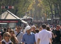 La polución del aire en Barcelona crece