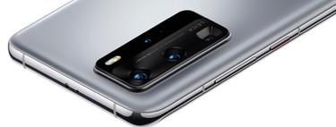 Todo sobre las cámaras de los Huawei P40 Pro y P40 Pro+: hasta 5 sensores con dos teleobjetivos y matrices RYYB
