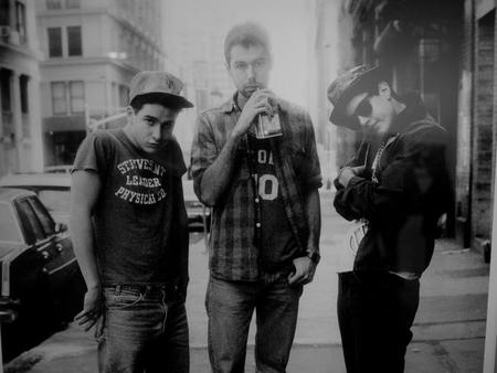 Beastie Boys – Early 80's