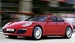 Porsche ¿Panamera?