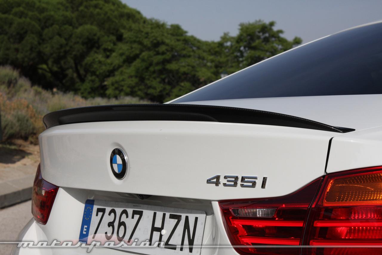 Foto de BMW 435i Coupé - Accesorios M Performance (14/26)