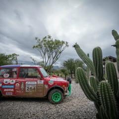 Foto 9 de 11 de la galería mini-clubman-en-la-carrera-panamericana en Motorpasión México