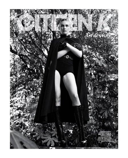 Capa Diane Kruger Citizen K