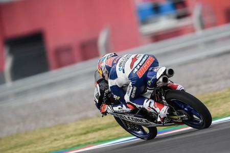 Fabio Digiannantonio Gp Argentina Moto3 2018