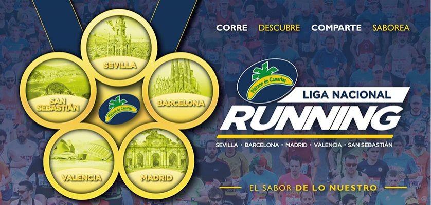 Una razón más para pasarte a la larga distancia: llega la Liga Nacional de Running, que une cinco grandes...