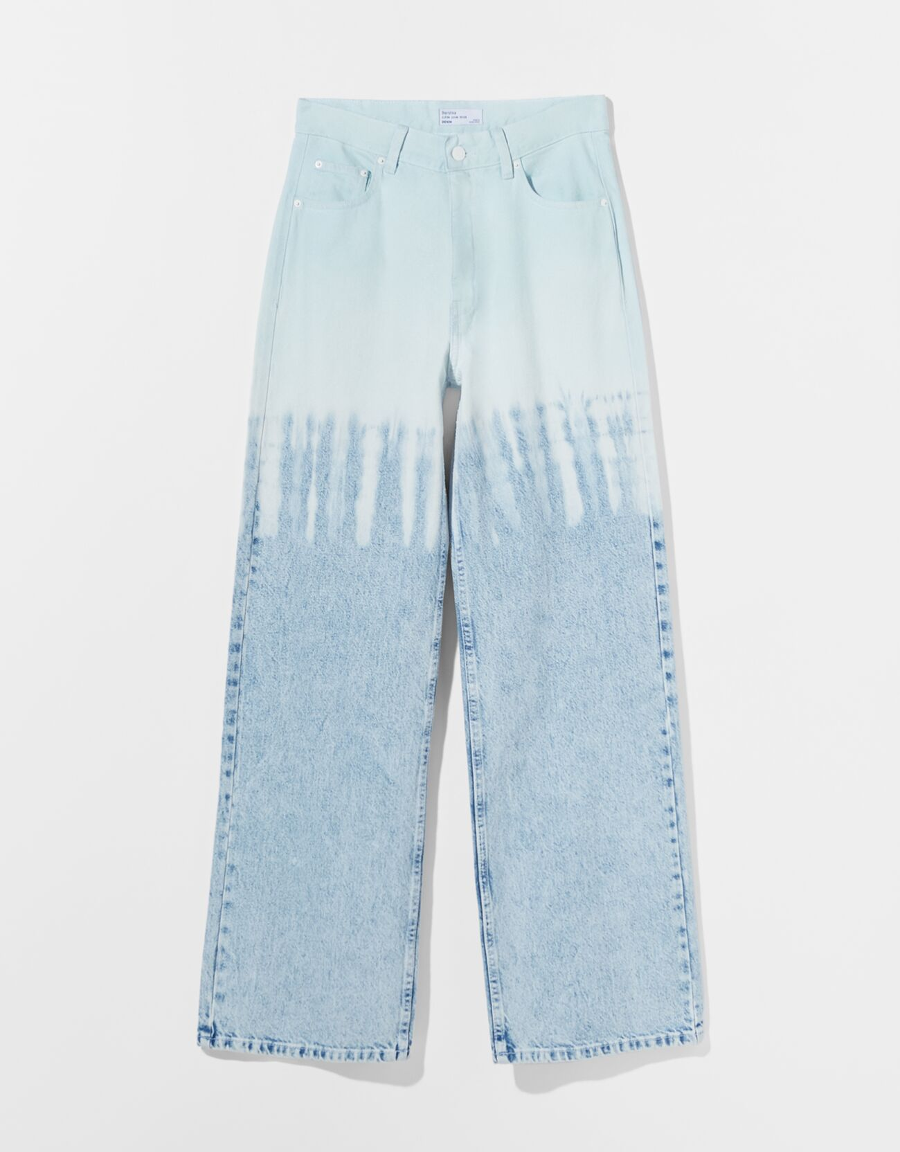 Jeans 90´s efecto tie-dye.