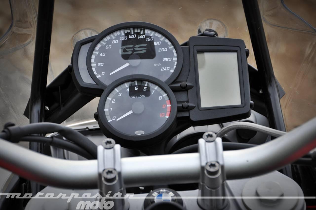 Foto de BMW F800 GS Adventure, prueba (valoración, vídeo, ficha técnica y galería) (17/45)