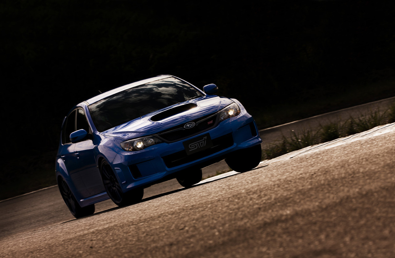 Foto de Subaru WRX STI spec C (JDM) (1/15)