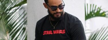 Las camisetas del universo Star Wars  perfectas para los fans que siempre quieren que la fuerza les acompañe